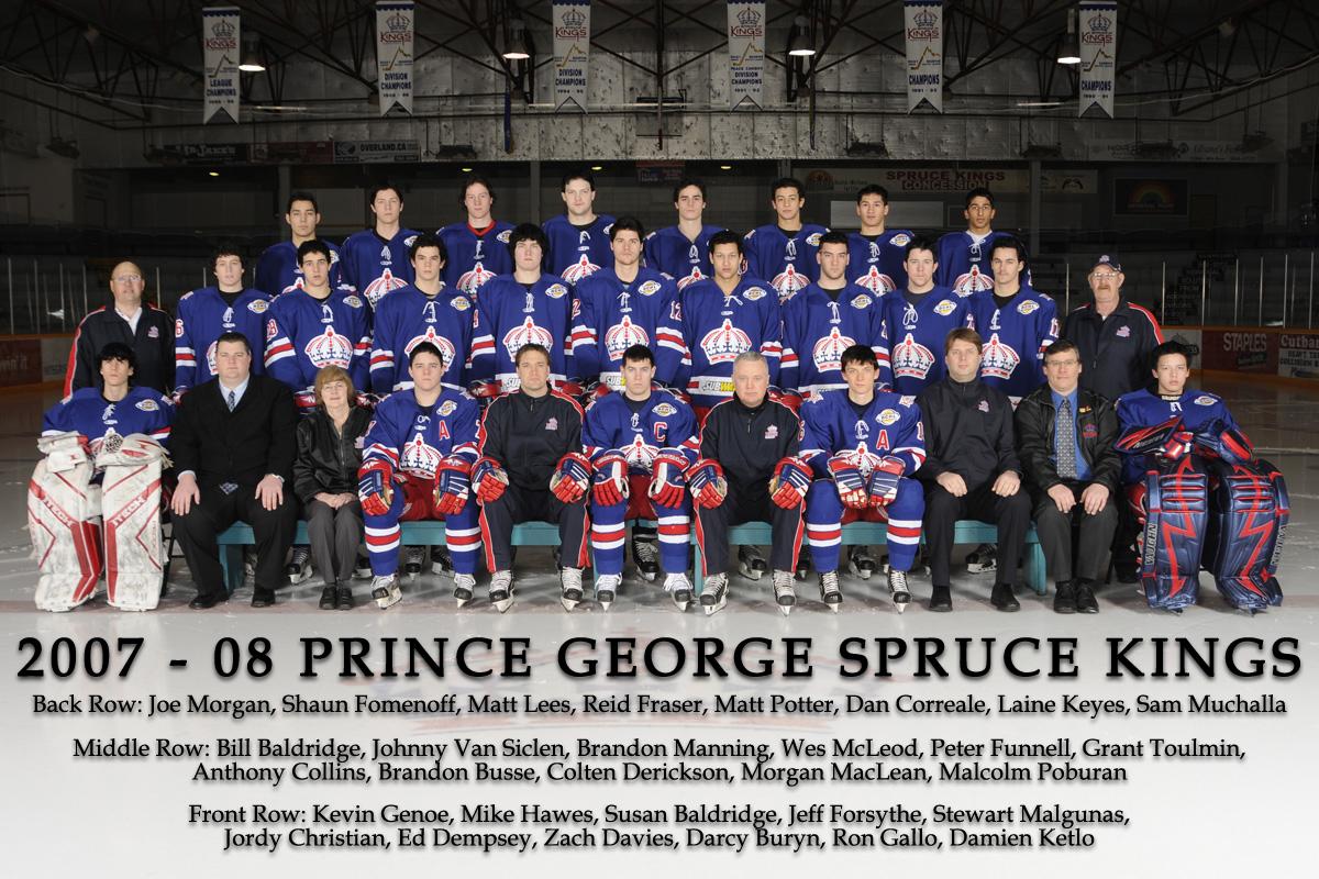 2007-08 BCHL Season