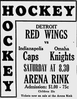 1947–48 Detroit Red Wings season
