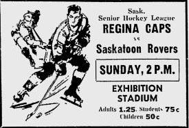 1968-69 Saskatchewan Senior Playoffs