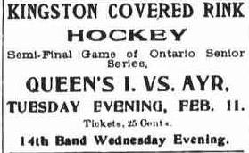 1895-96 OHA Senior Season