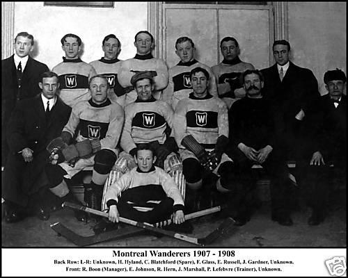 1907–08 ECAHA season