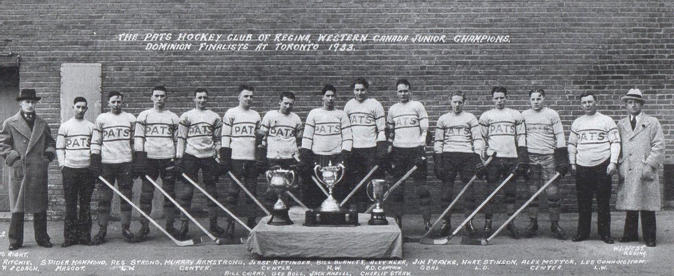 1932-33 Memorial Cup Final