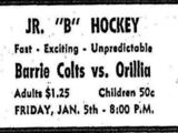 1972-73 MOJBHL Season