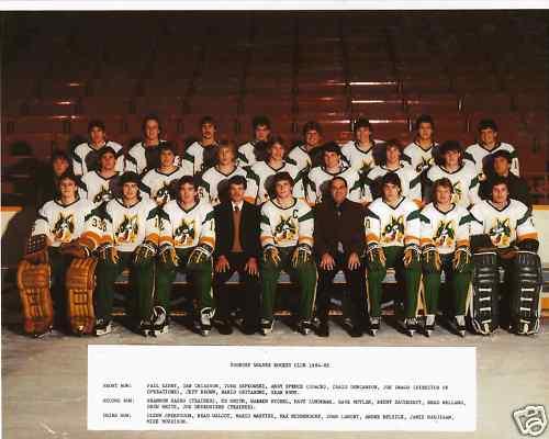 1984-85 OHL Season