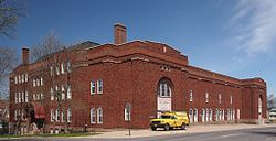 Eveleth Recreation Building