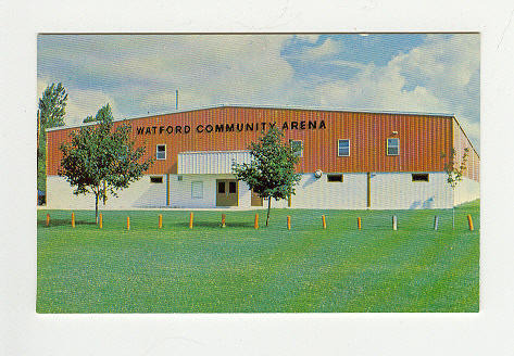 Watford Community Arena