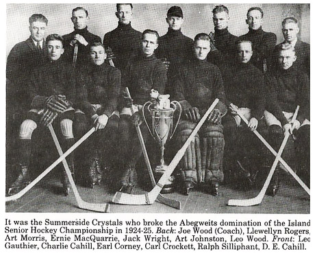 1924-25 PEISHL season