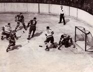 30March1949-Ray Timgren goal