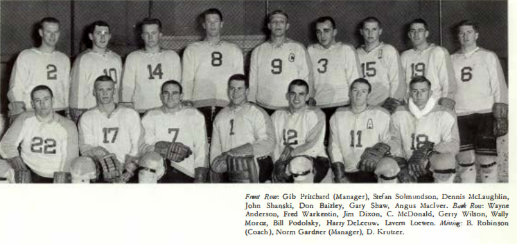 1962-63 WCIAA Season