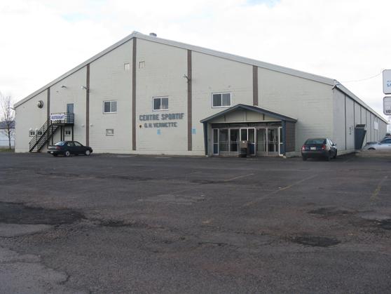 Centre Sportif G.H. Vermette