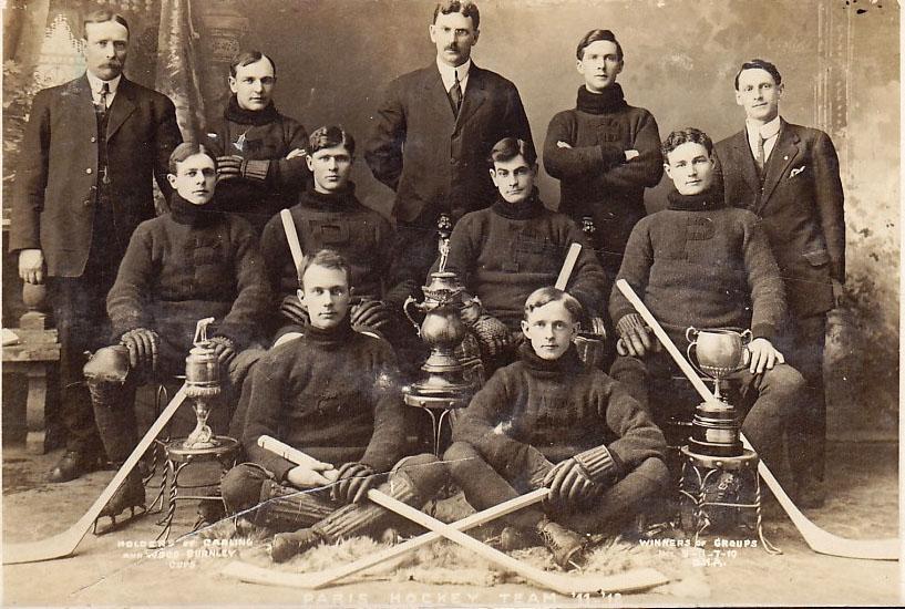 1911-12 OHA Intermediate Groups