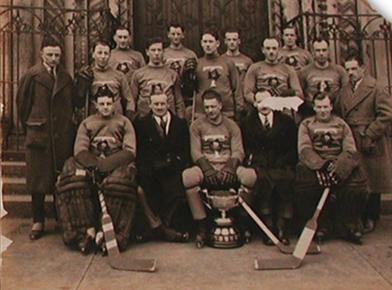 1923-24 OHA Senior Season