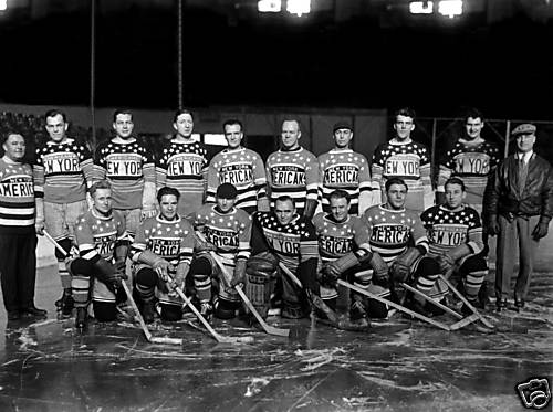1930–31 New York Americans season
