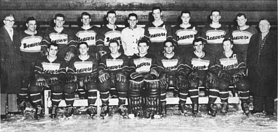 1952-53 Eastern Canada Allan Cup Playoffs