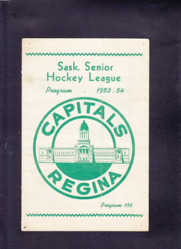 1953-54 Saskatchewan Senior Playoffs