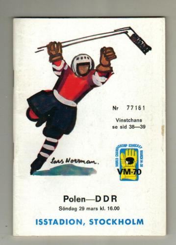 1970 World Championship