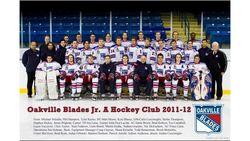 2011-12 Oakville Blades
