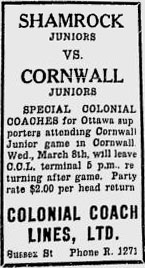1932-33 Ottawa District Junior Playoffs