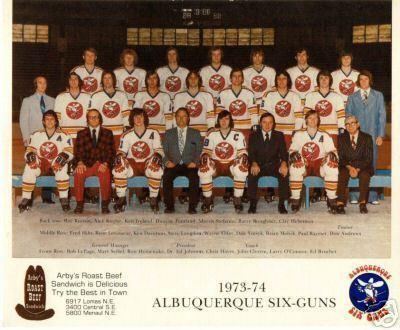 1973-74 CHL season