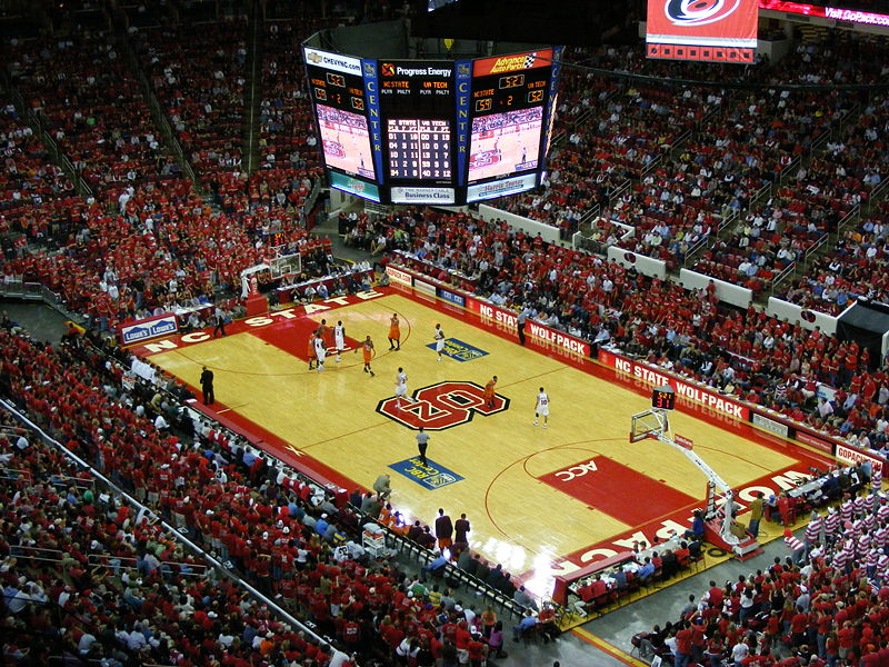 PNC Arena