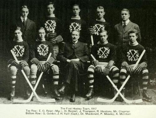1916-17 OHA Junior Season
