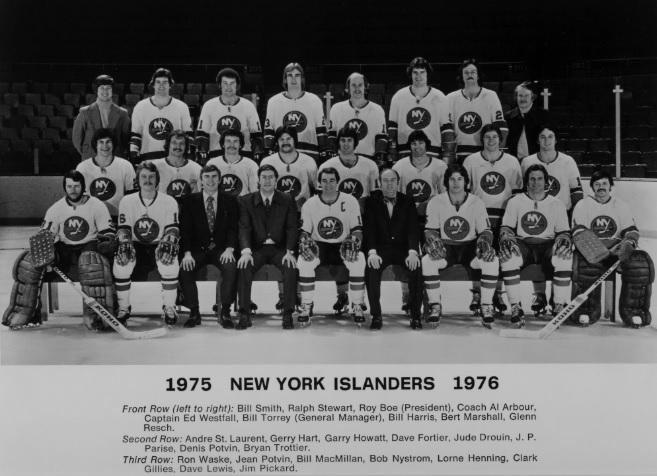 1975–76 New York Islanders season