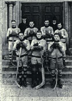 1920-21 Intermediate Intercollegiate