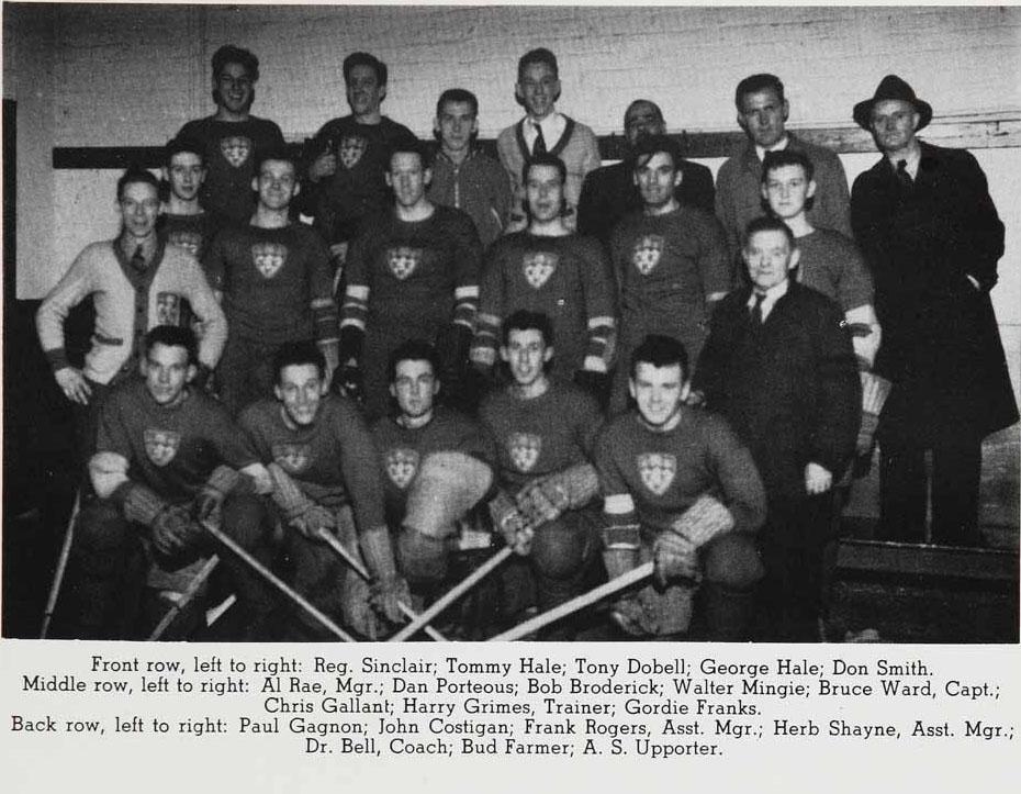 1944-45 MNDHL season