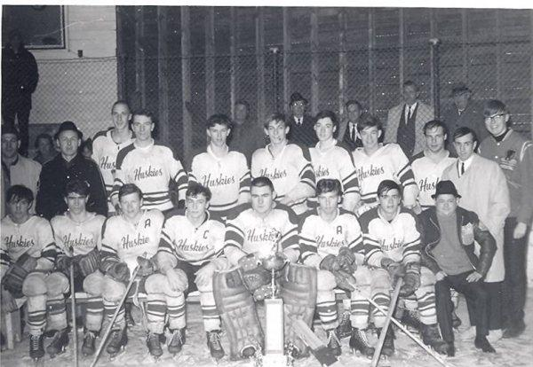 1966-67 Northern Ontario Junior B Playoffs