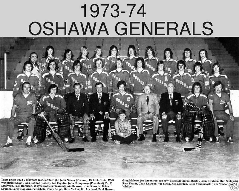 1973-74 OMJHL Season