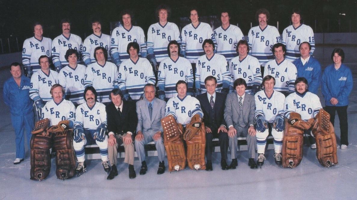 1977–78 Houston Aeros season