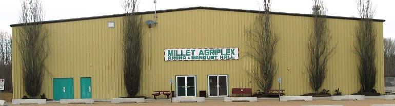 Millet Agriplex Arena