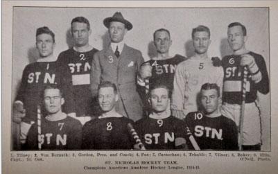 1914-15 AAHL season