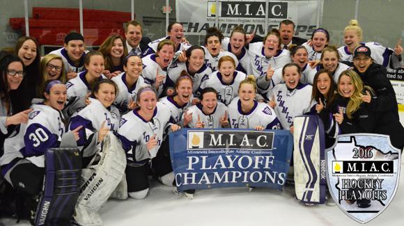 2015-16 MIAC Women's Season