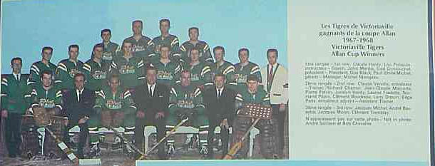 1967-68 Eastern Canada Allan Cup Playoffs