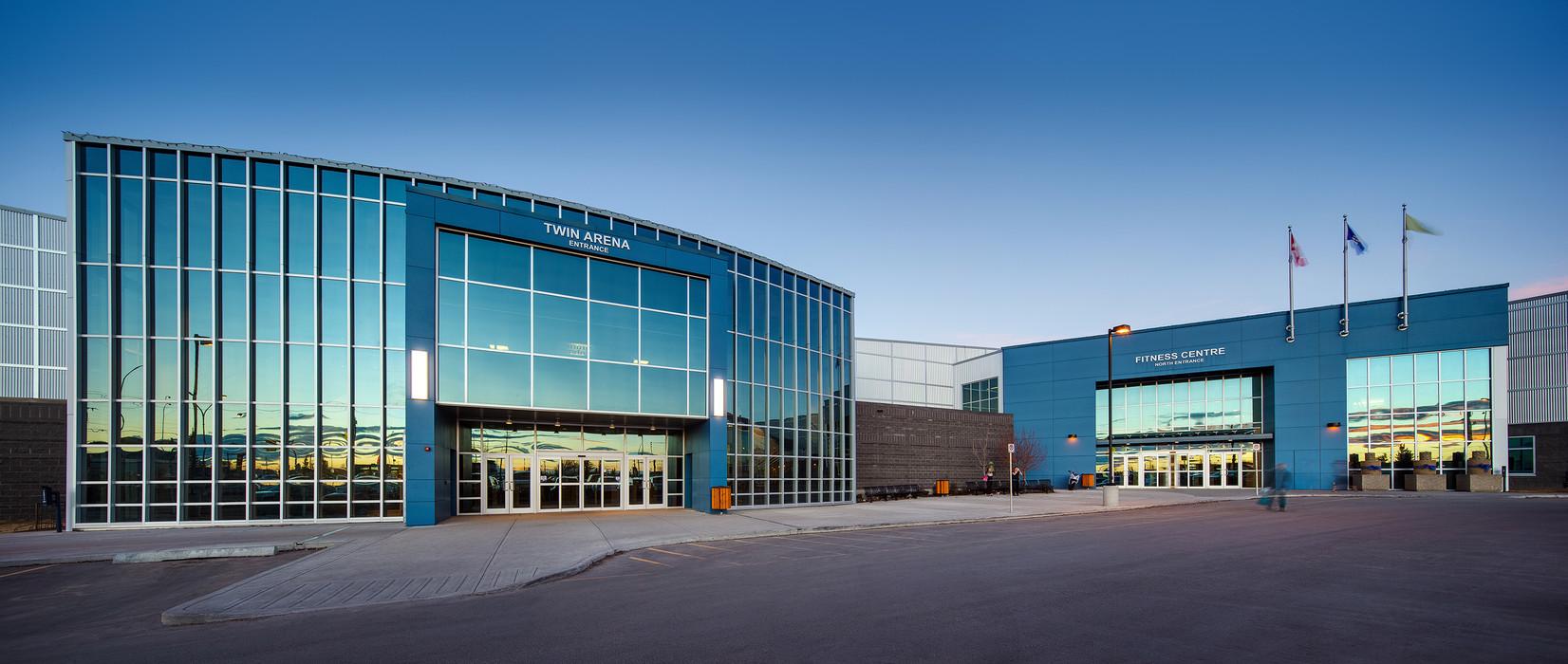 Genesis Place Arena
