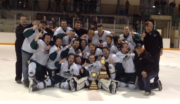 2015-16 Tiger Hills Hockey League season