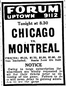 1928–29 Montreal Maroons season
