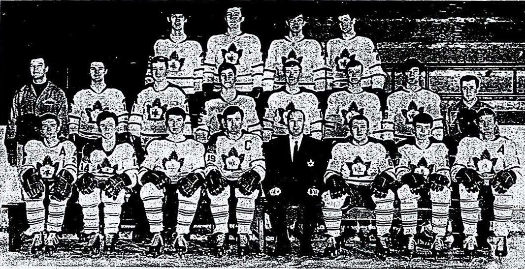 MetJHL Standings 1967-68