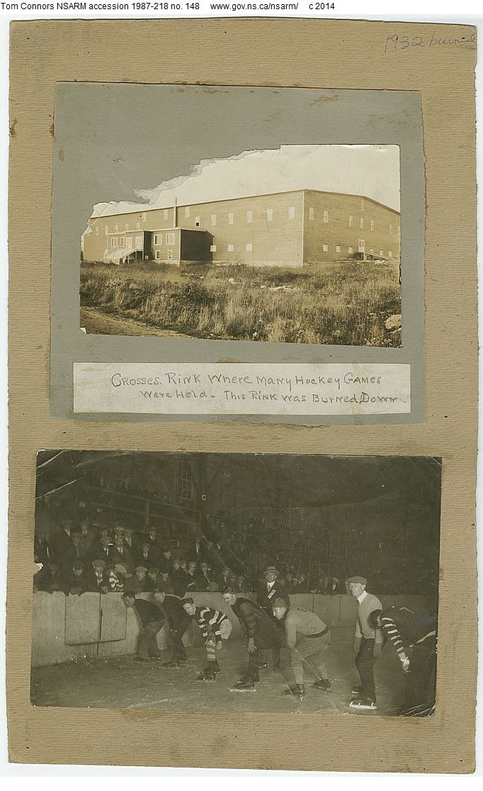 Marks-Cross Arena