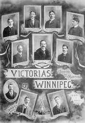 1900 Winnipeg Victorias