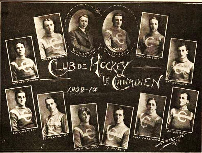 History of the Montreal Canadiens
