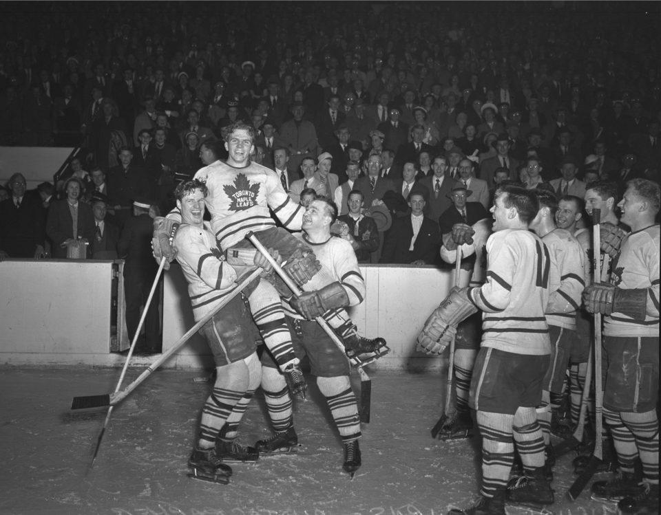 1951 Stanley Cup Finals