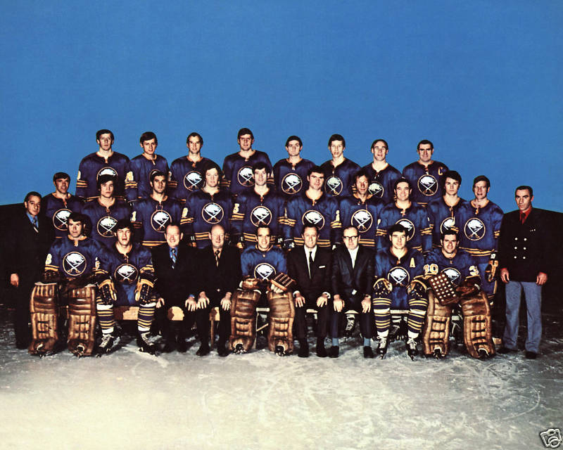 1970–71 Buffalo Sabres season