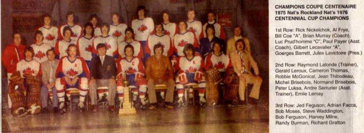 1975-76 CJHL Season