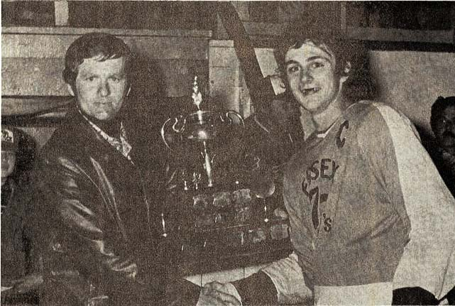1977 Clarence Schmalz Cup