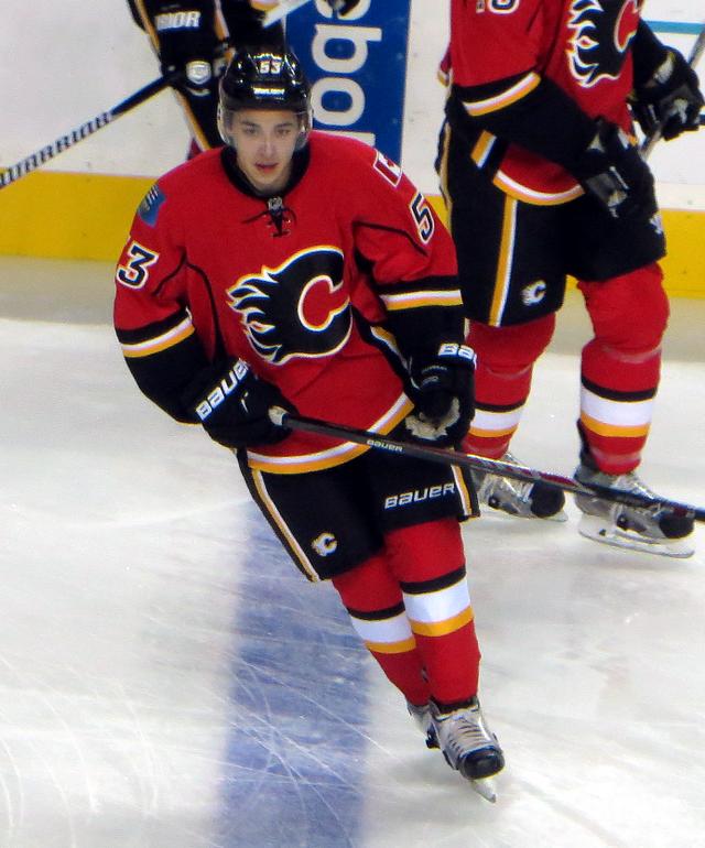 2014–15 Calgary Flames season