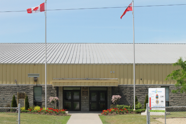 Maxville Arena