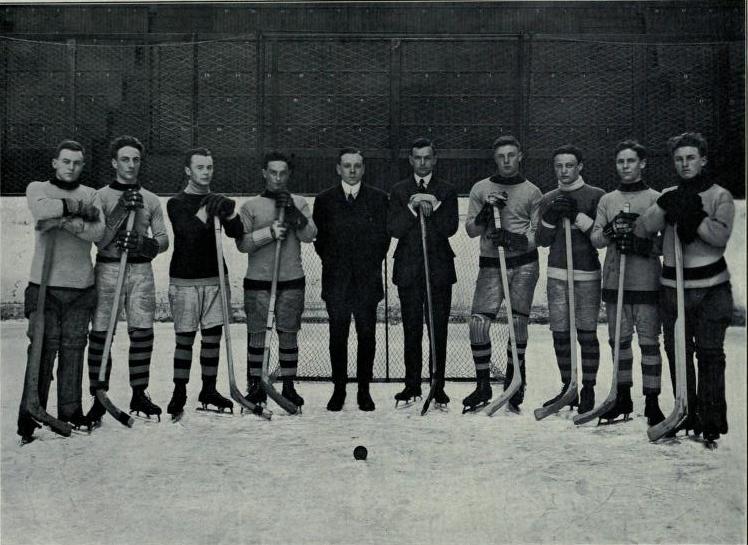 1913-14 OHA Junior Season