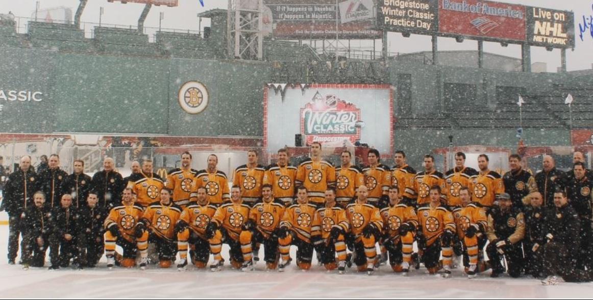 2009–10 Boston Bruins season